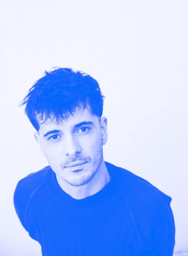 Agustín Ullmer Portrait