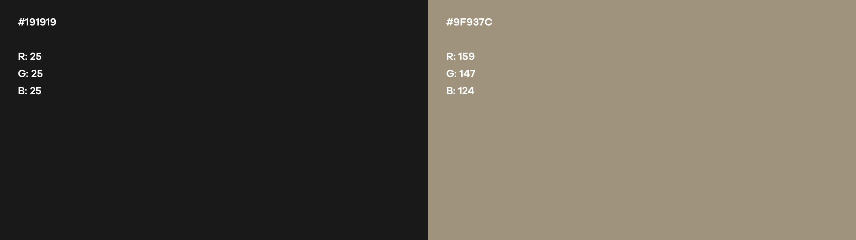 Papanato color palette